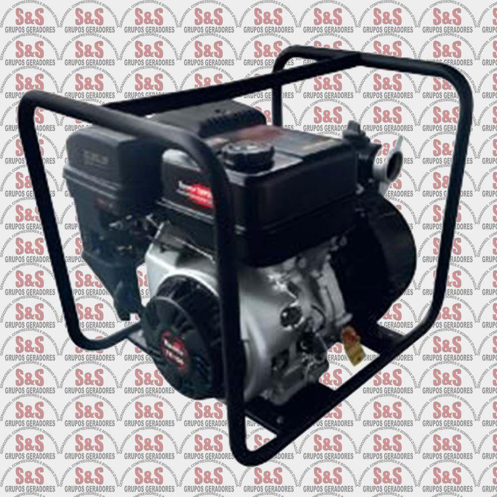 Motobomba Centrífuga e Alta Pressão TWP50HP-XP 4T à Gasolina 15HP