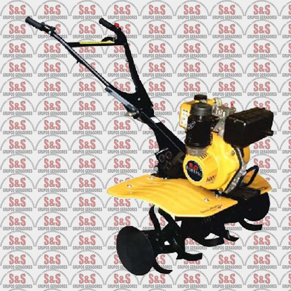 Motocultivador a Diesel - Motor de 4,2 HP - BFD850 - Buffalo