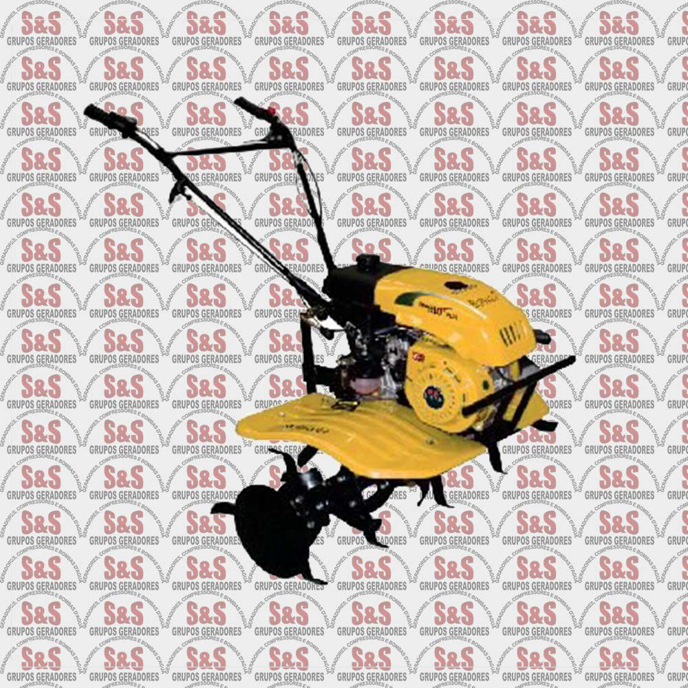 Motocultivador a Gasolina - Partida Manual - BFG910 Plus - Buffalo