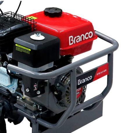 Motocultivador Tratorito Granja à Gasolina 6,5CV BTTG 6.5 620 - BRANCO