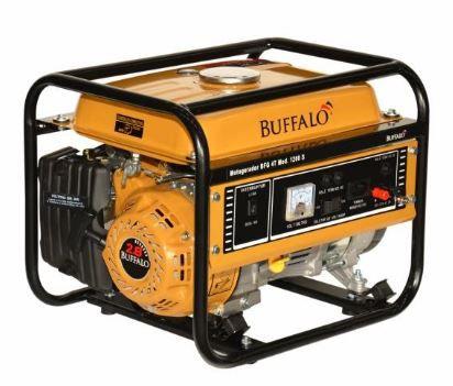 Motogerador Buffalo Gasolina BFG 1.200 S- 60332- Partida Manual