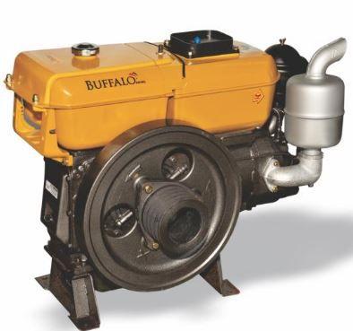 Motor a Diesel Buffalo - Termossifão  BFD 22.0 - Partida Manual