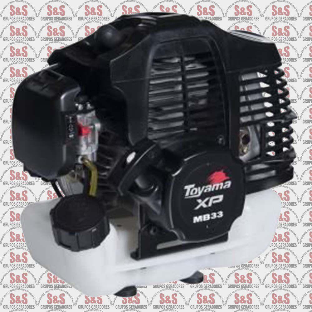 Motor a Gasolina 1,3 HP 2T-TU33PFD Toyama