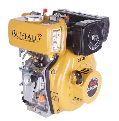 MOTOR BFD 5.0 DIESEL-BUFFALO-PARTIDA ELETRICA