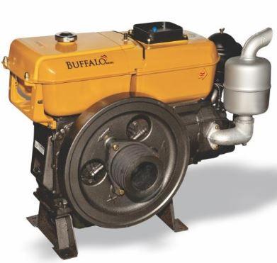 Motor Diesel Buffalo 18.0 TERMOSSIFÃO - Partida Manual