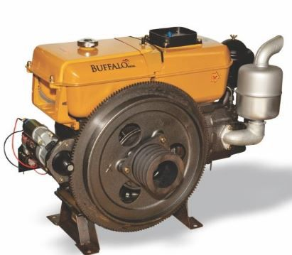Motor Diesel Buffalo BFDE 18.0 TERMOSSIFÃO - Partida Elétrica