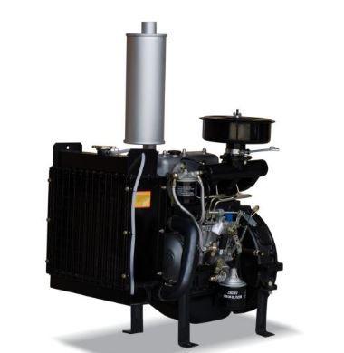 Motor Diesel Buffalo BFDE 385 - 3 CILINDROS - 1800RPM- Partida Elétrica