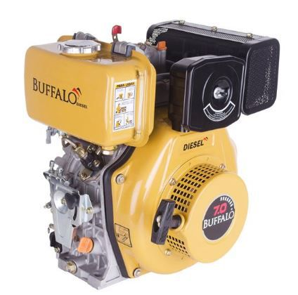 Motor Diesel Buffalo  BFDE 7.0 - Partida Elétrica