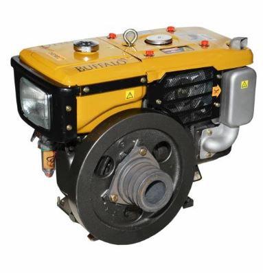 Motor Diesel Buffalo Com Radiador  BFD 13.0- Partida Manual