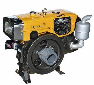 Motor Diesel Buffalo Com Radiador - BFDE 18.0 Partida Eletrica Com Farol