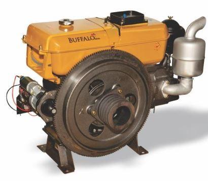 Motor Diesel Buffalo Termossifão- BFDE 22.0- Partida Elétrica