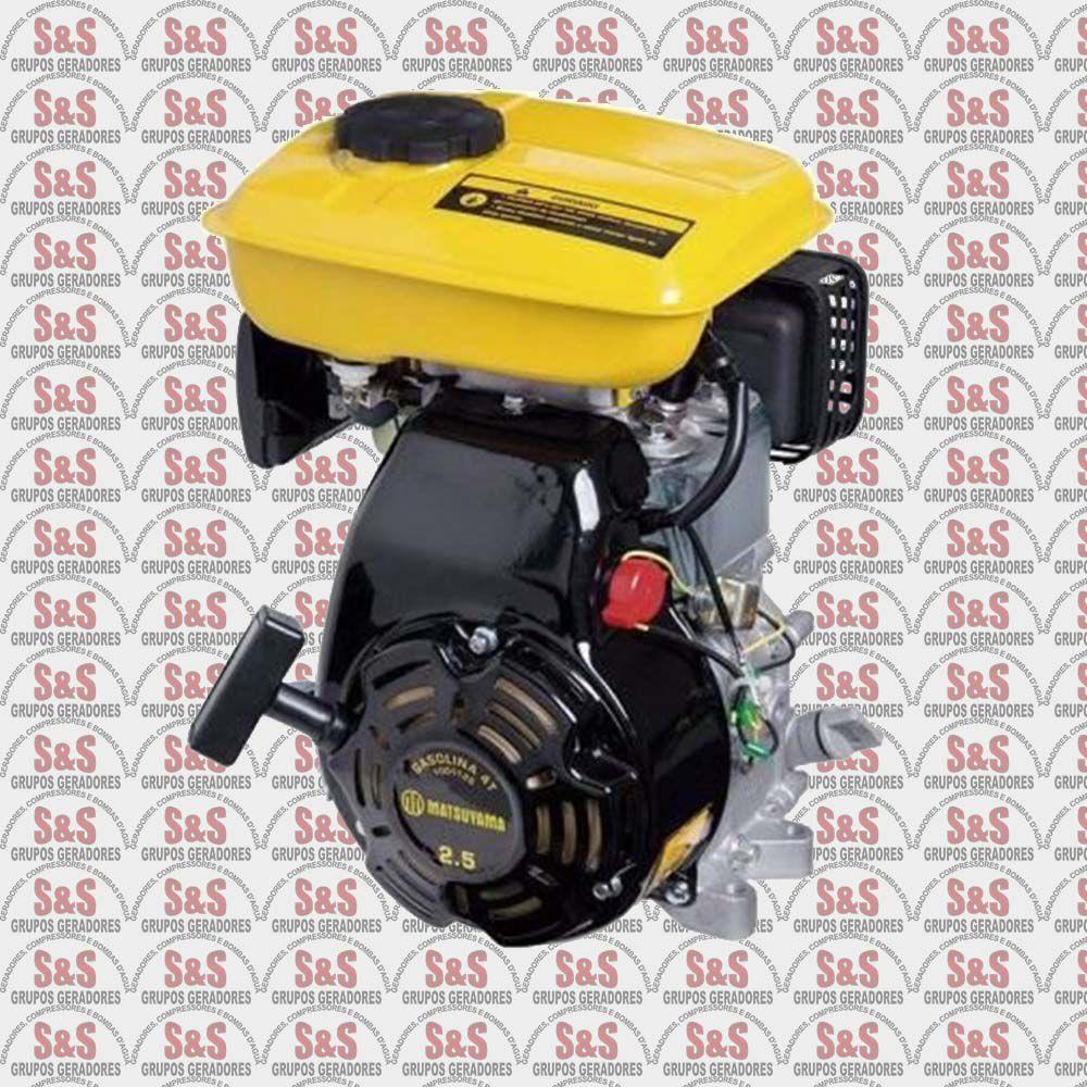 Motor Horizontal á Gasolina Matsuyama 2,5 HP