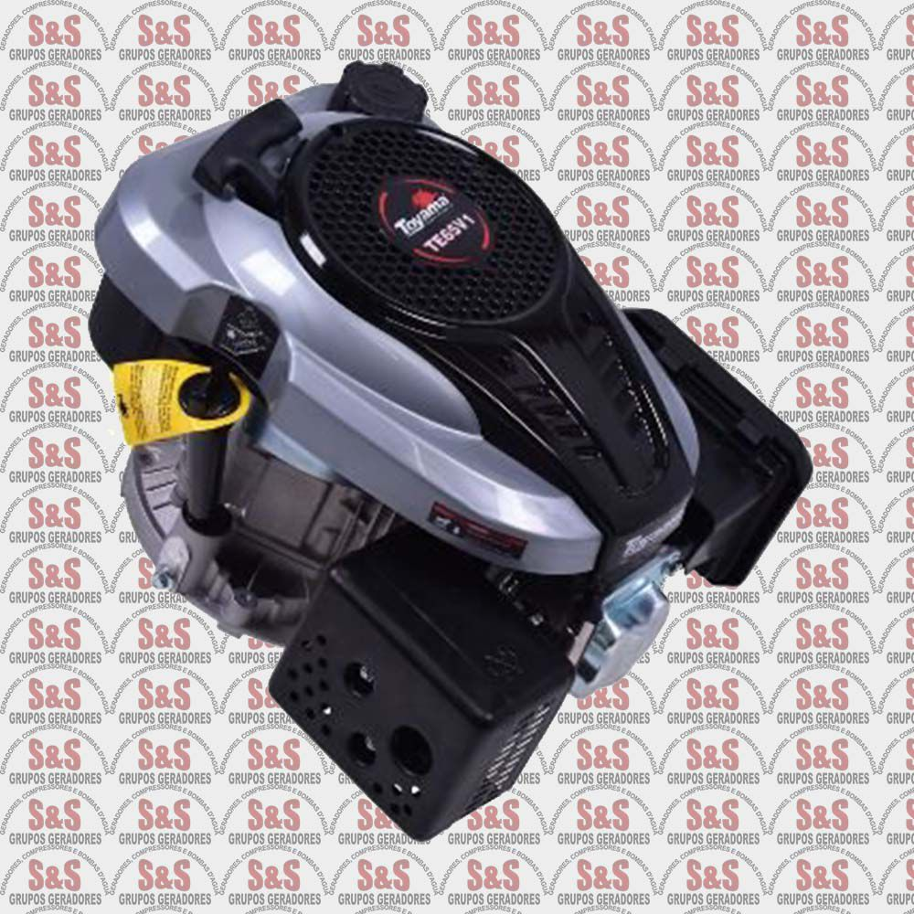 Motor Para Cortador De Grama 6,5 HP-TE65V-XP- Toyama