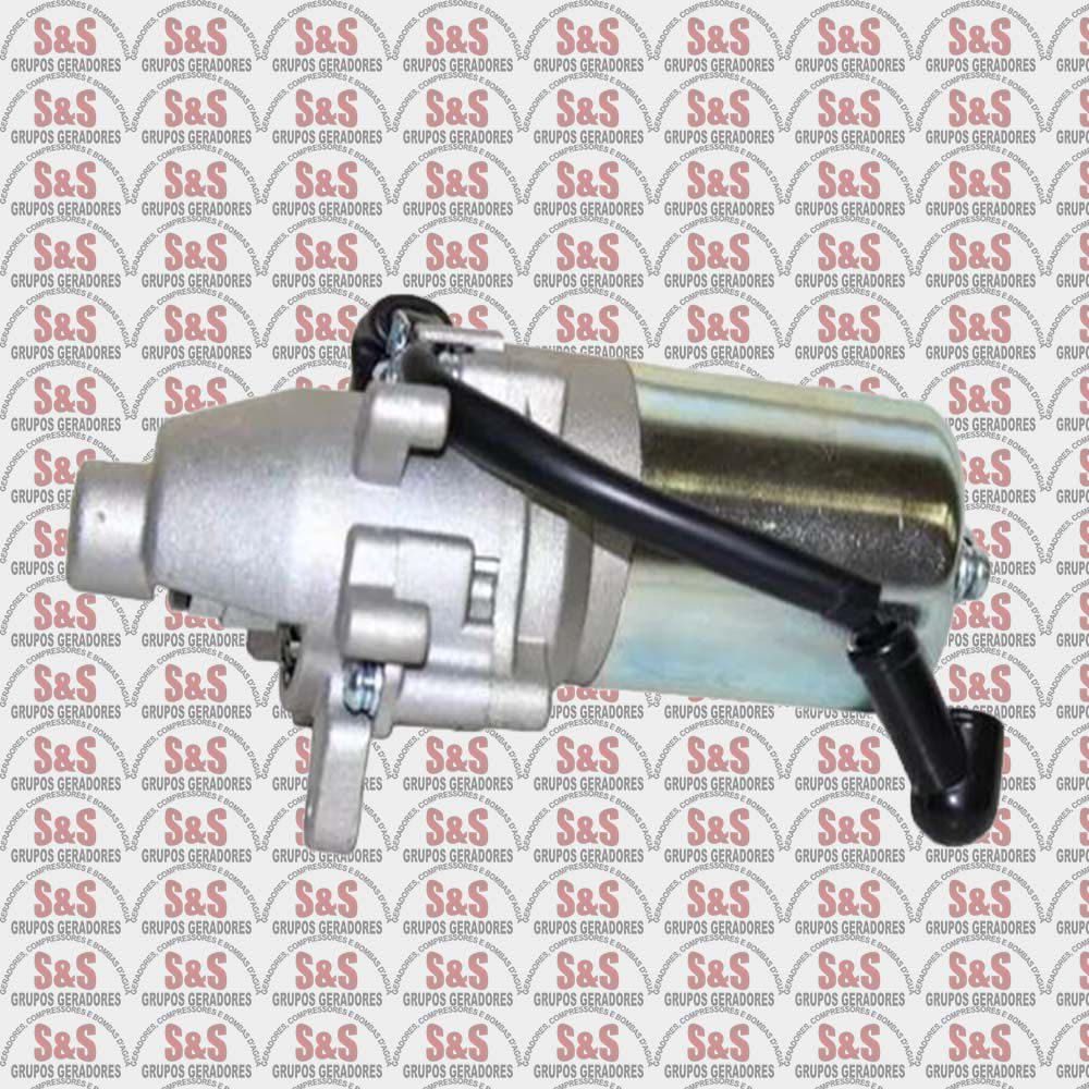 Motor Partida Motor Gasolina Est. 5.5 Á 7- Toyama/Branco/Motomil/Buffalo