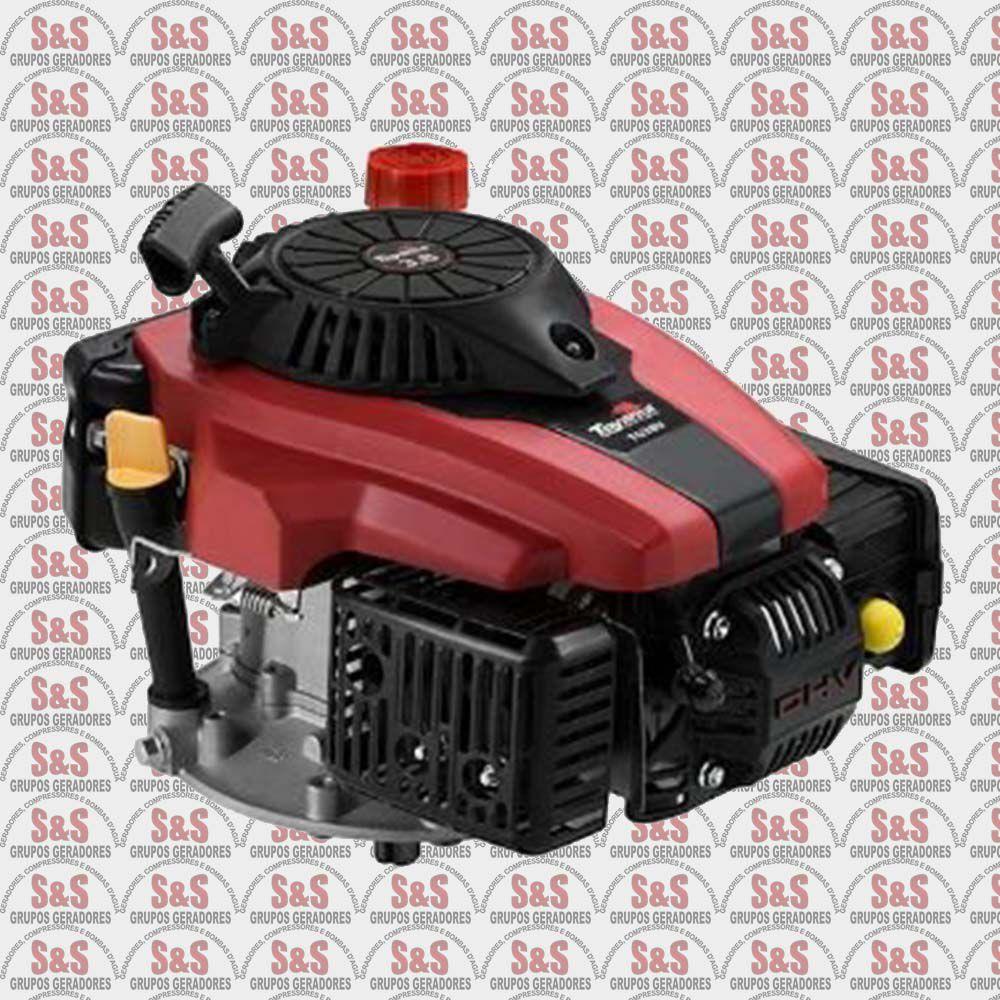 Motor Vertical A Gasolina 3,5HP 4 Tempos TE38V-4 Toyama