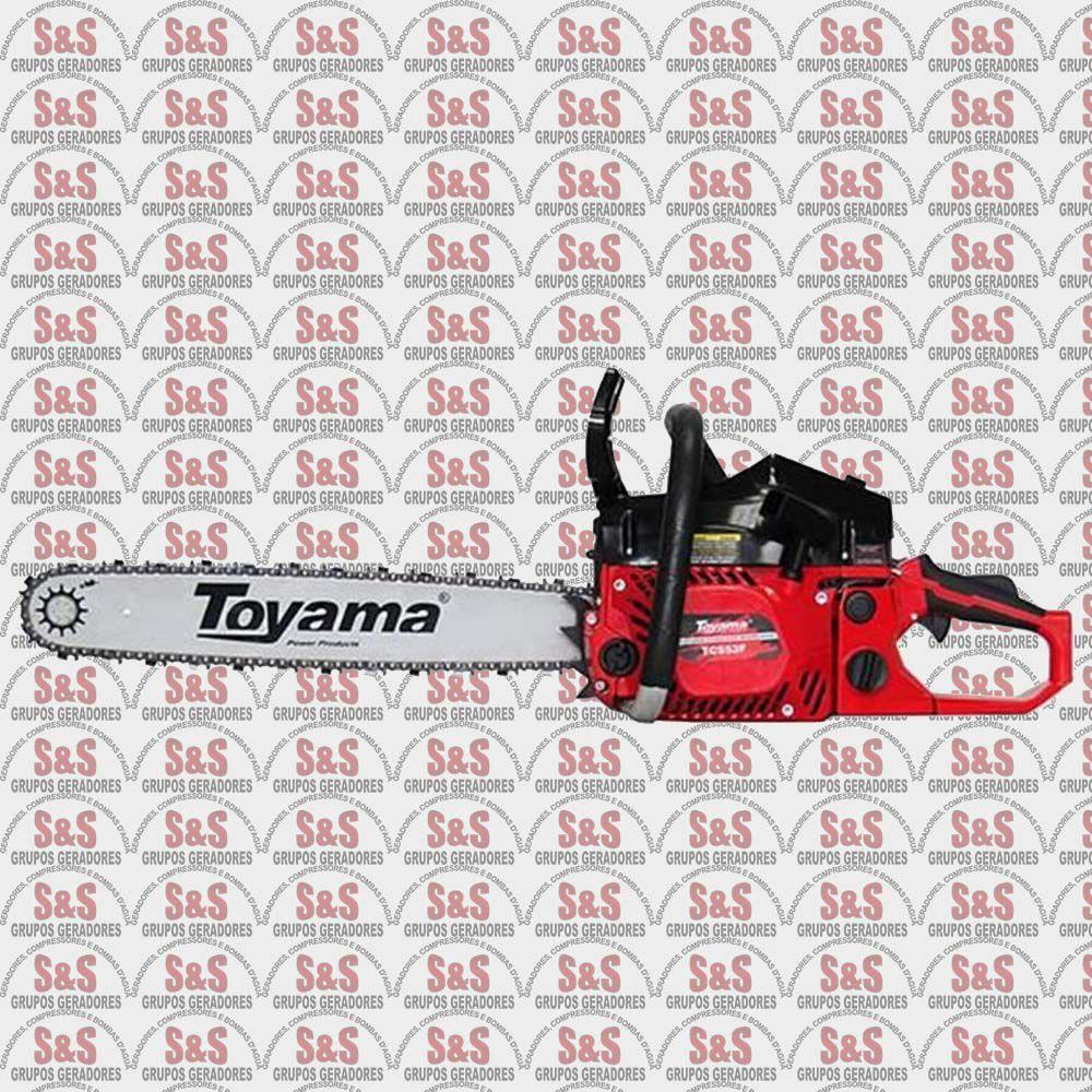 Motosserra a Gasolina - Sabre de 16 Polegadas - Semi-Profissional - TCS53F-16SN - Toyama