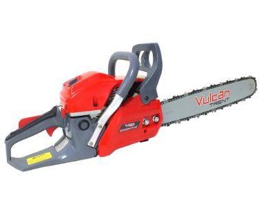 "Motosserra- Vulcan VSL250 2T 26CC 0,90HP Sabre PTA Rolante 12"" COR. 3/8 x 1,3mm Profissional- TRENT"