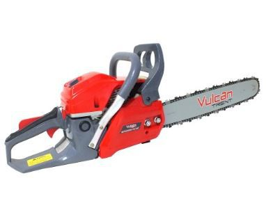 "Motosserra- Vulcan VSL550P 2T 55CC 3,35HP Sabre PTA ROLANTE 18"" COR. 3/8 x 1,5mm Profissional- TRENT"