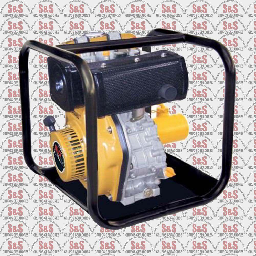 Motovibrador a Diesel - Motor de 5.0 CV - BFD5.0CV - Buffalo