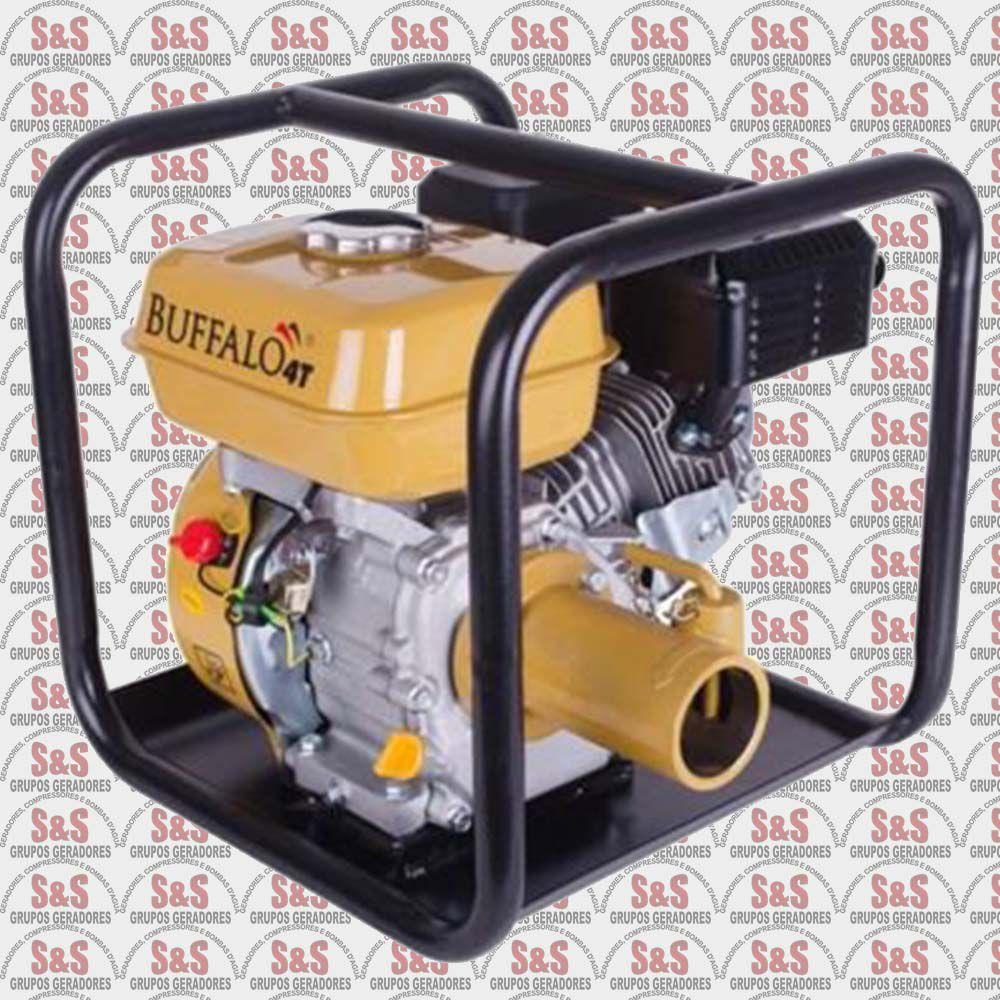 Motovibrador a Gasolina - Motor de 6.5 CV - BFG6.5CV - Buffalo