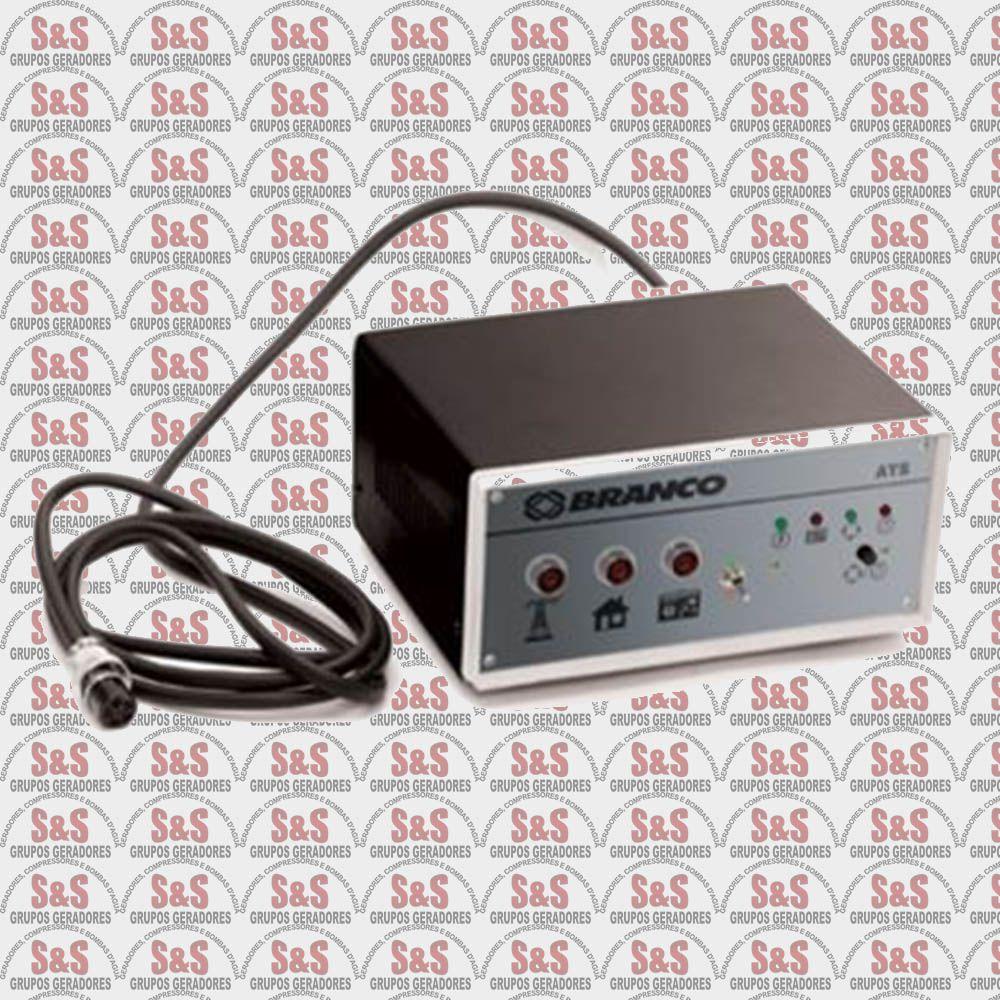 Painel de transferência automática (ATS) para Gerador BD8000E3 (380V) - Branco