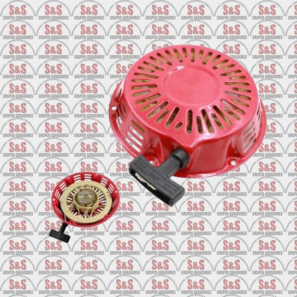 Partida Retrátil Motor Diesel 10 HP - Multimarcas