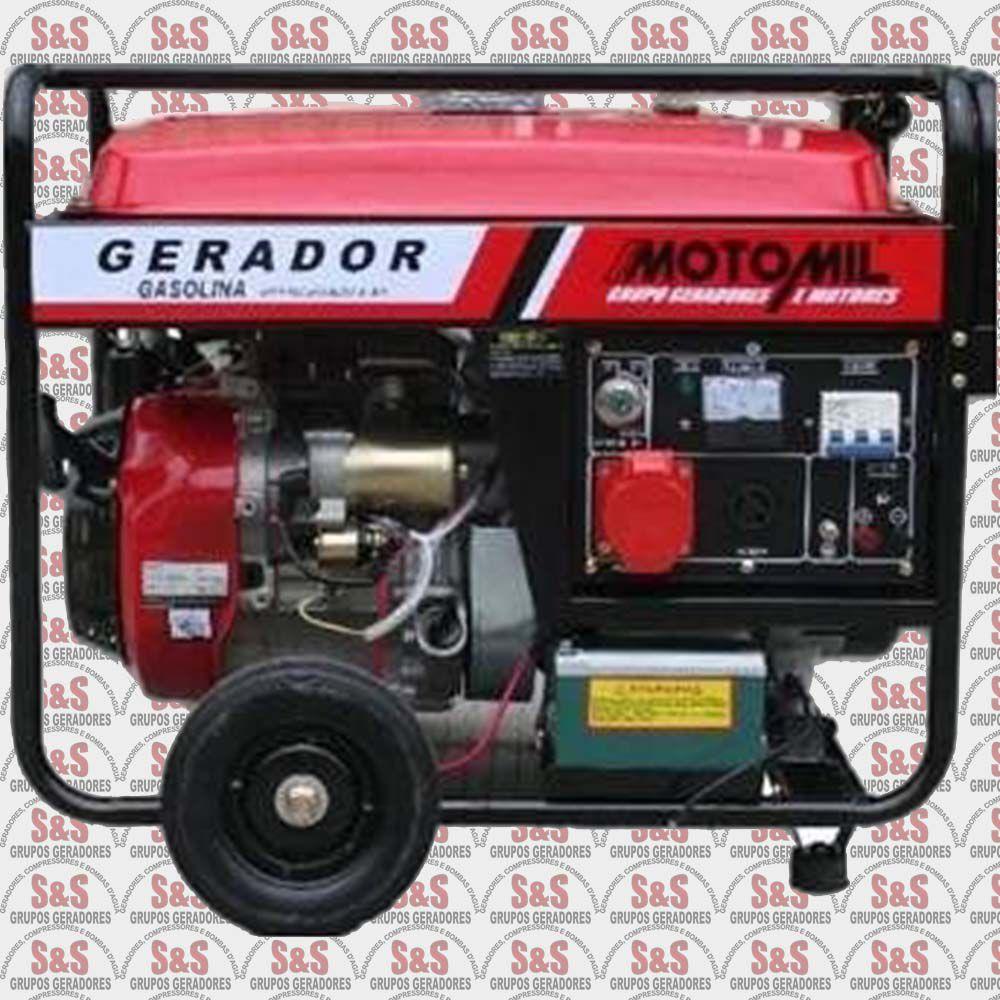 Peças para Geradores e Motores Motomil