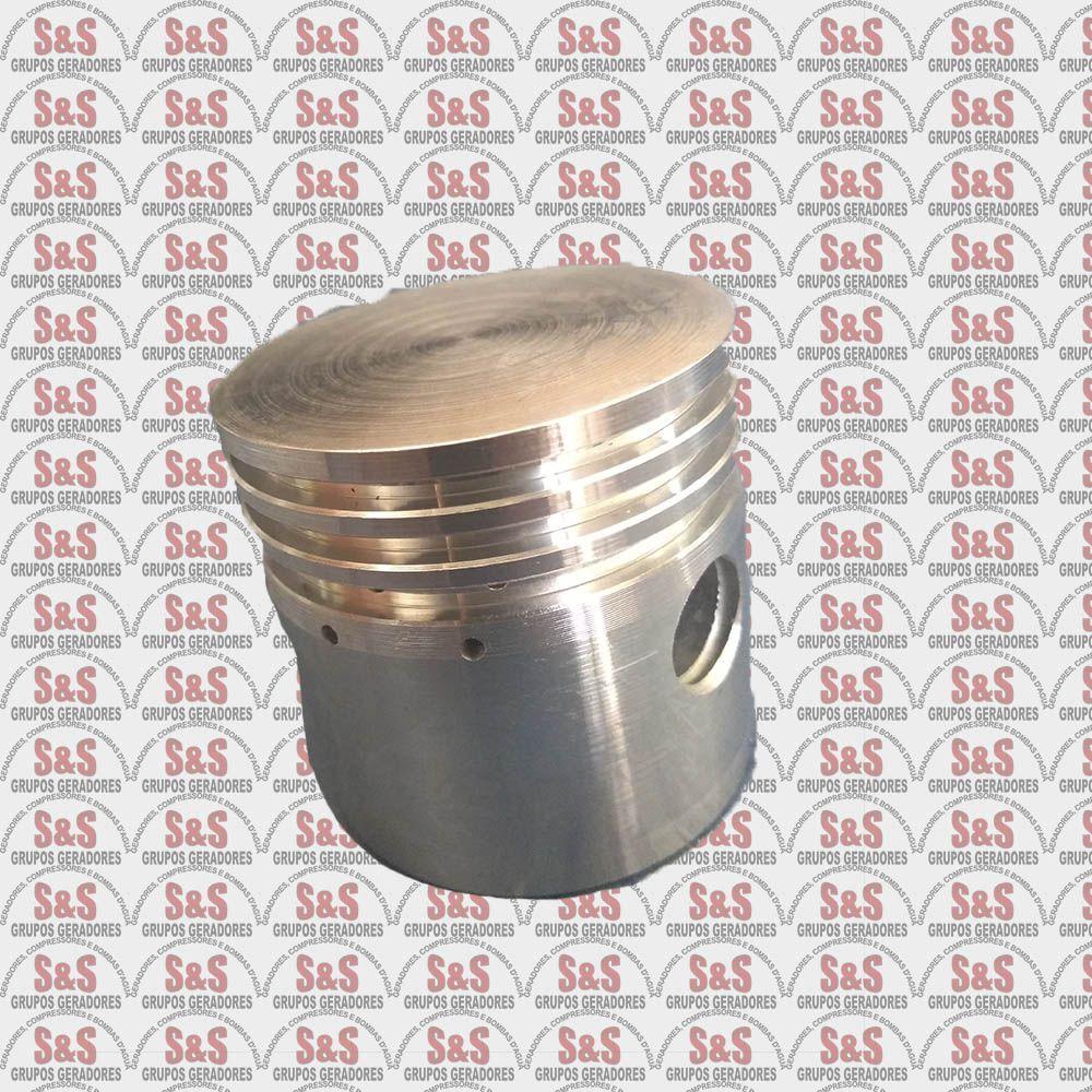 """Pistão 2"""" Compressor de Ar Motomil CMV-6,0PL   CMV-7,6 PL   CMV-10PL"""
