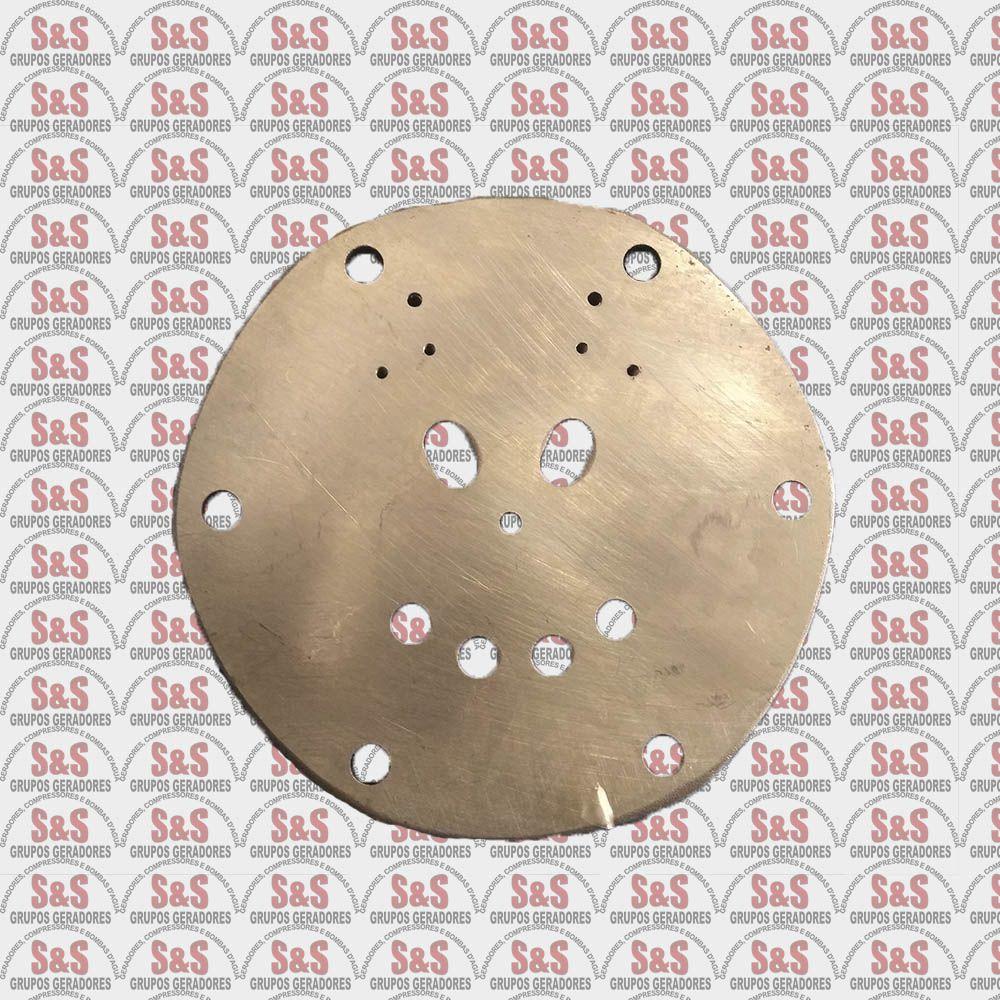 Placa de Valvula  Ø90mm|CMAV-20I|CMV-30|40