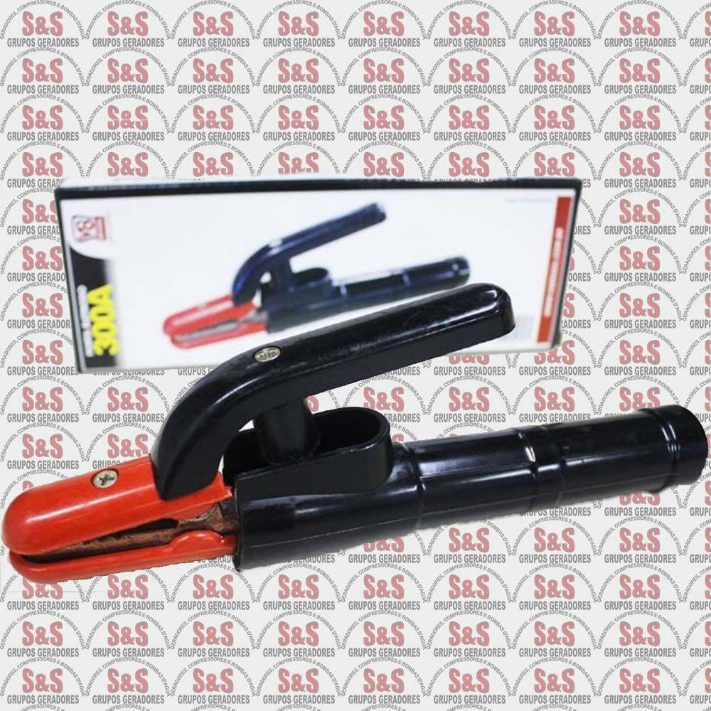 Porta Eletrodo 300 A - V8 Brasil