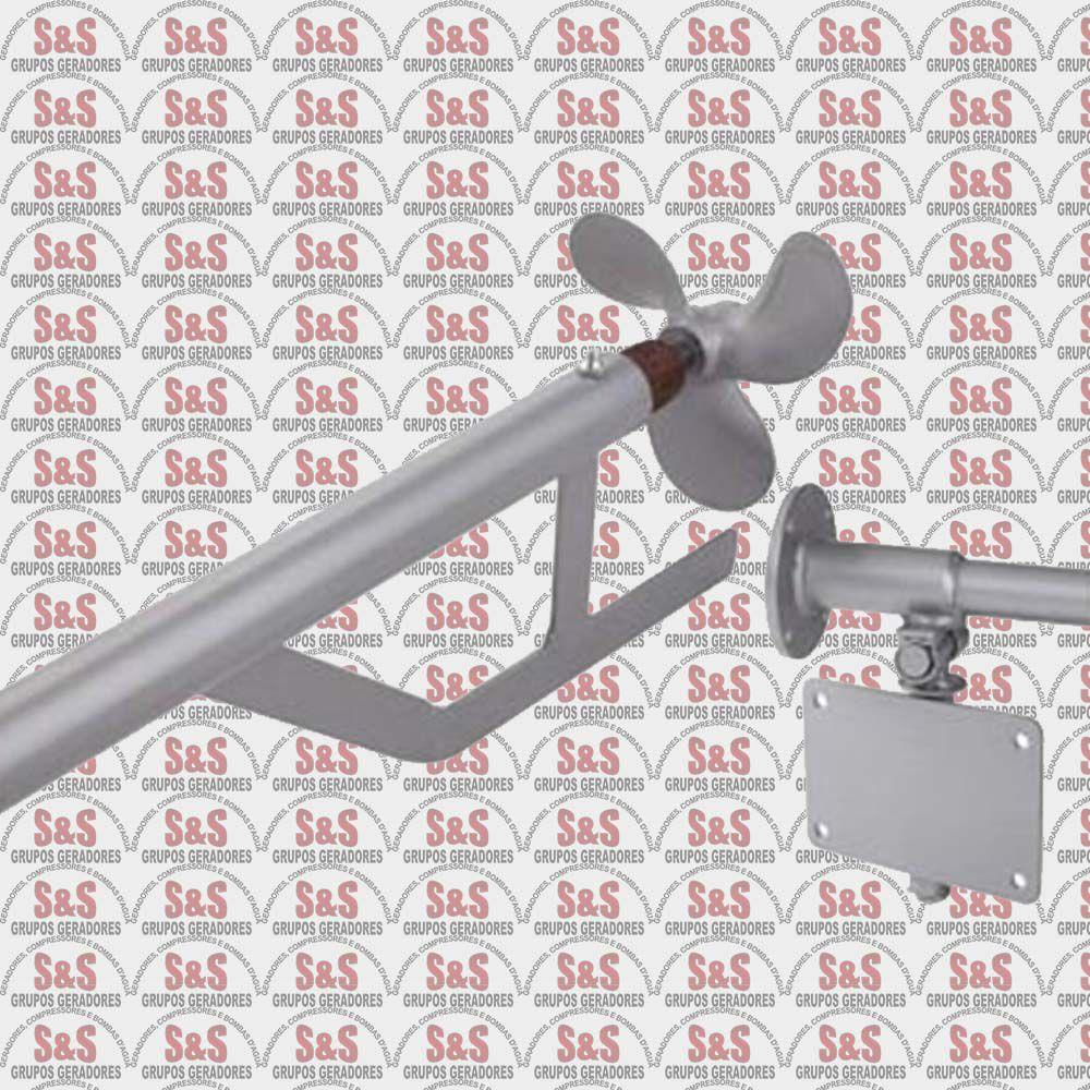 Rabeta Longa Especial 3 PAS - B4T 3,5 G6 / 5,5 / 6,5 CV - Branco