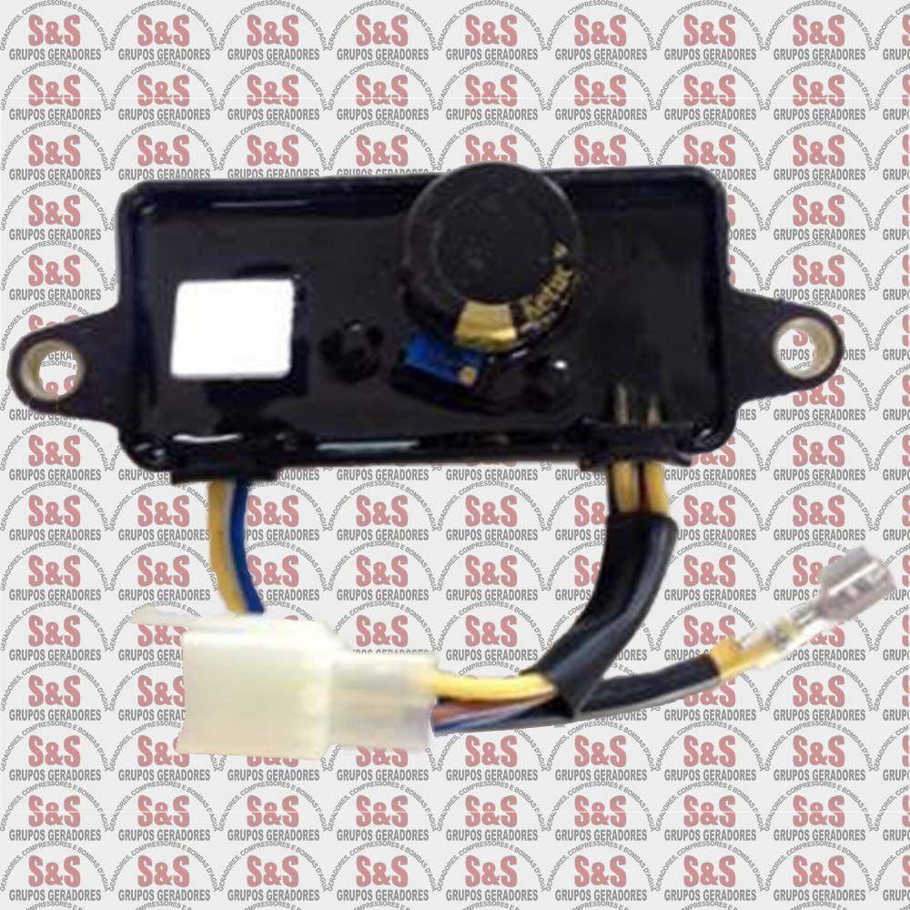 Regulador Tensão (AVR)  2500 L