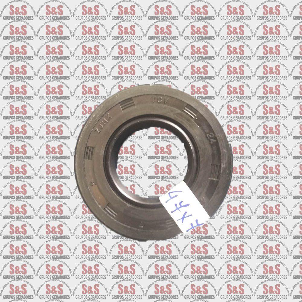 Retentor  24*47*7 - Compressor de Ar Motomil CMV10/CMV15