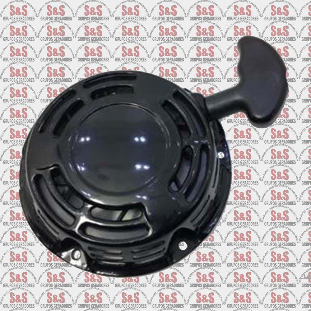 Retrátil Completo Modelo Metálico Motor  5.5 / 6.5  Branco/ Toyama / Motomil