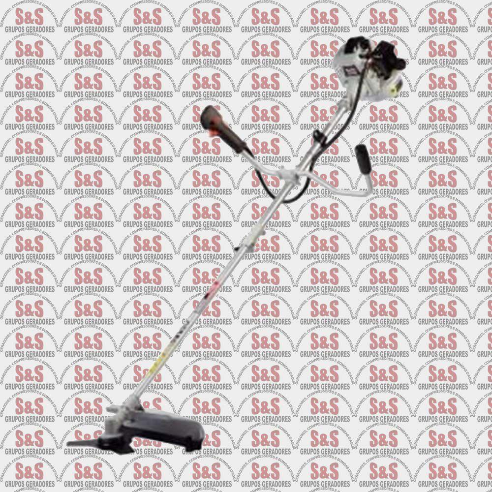 Roçadeira a Gasolina 2Tempos Hobby - Motor 1,0 HP - 25,4 cc - TBC26SH - Toyama