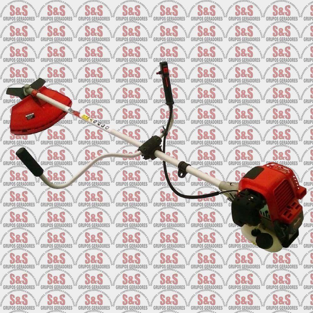 Roçadeira a Gasolina 4Tempos - Motor 1,0 HP - 33,5 cc - RT34L4T - Toyama