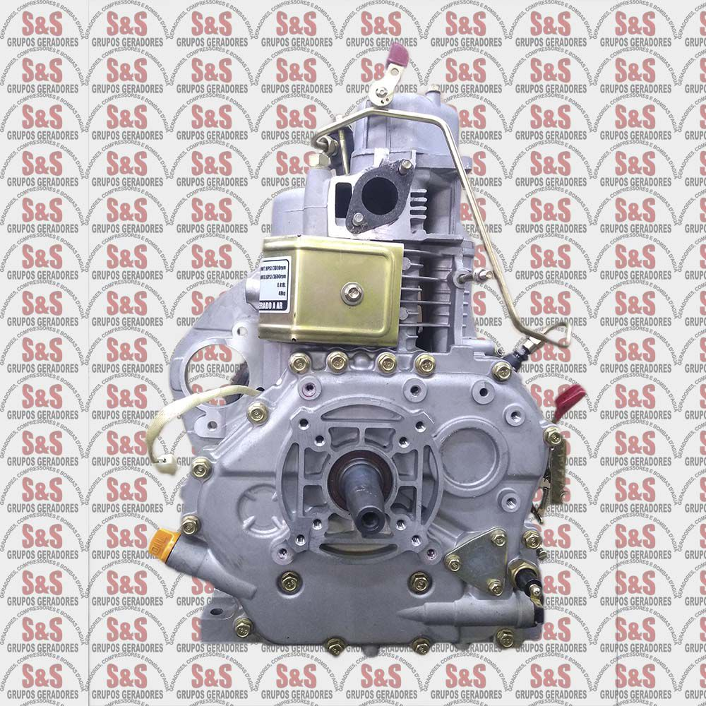 Short Block Motor Diesel 10HP- Eixo Conico.