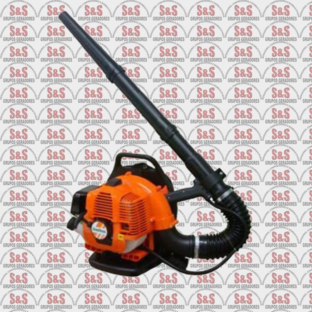 Soprador a Gasolina - 0,9 HP - Volume de Ar 0,2 m3/hora - EB330C - Garthen
