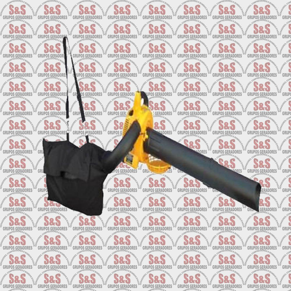 Soprador a Gasolina 2 Tempos - Volume de Ar 612 m3/hora - Tanque 500 ml - BFG260R 2T - Com Recolhedor - Buffalo