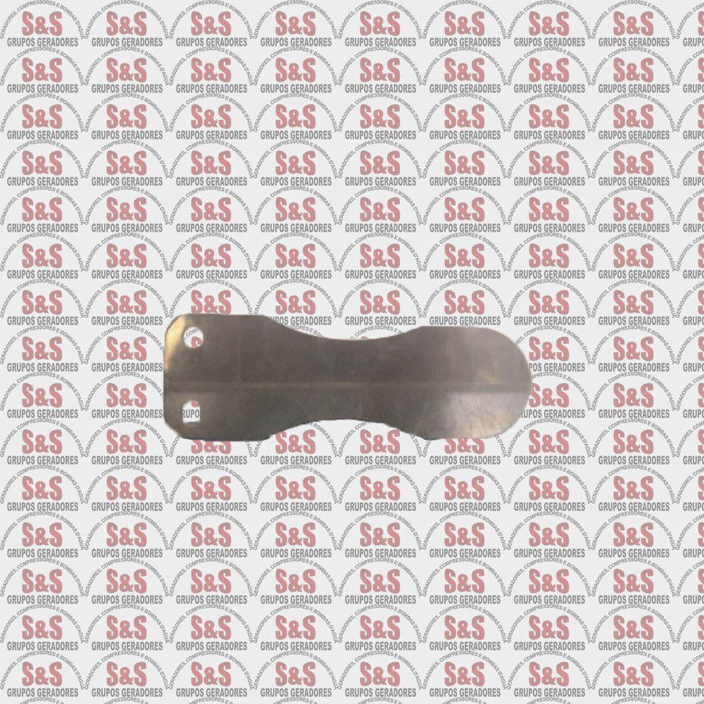 Valvula ( Palheta ) SUP Compressor de Ar Motomil  CMV-2|6,0PL|10PL|ADI