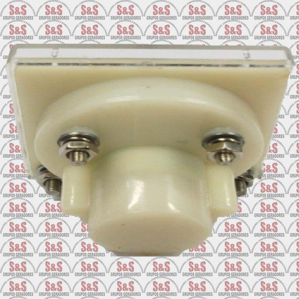 Voltímetro Analogico Gerador Gasolina 220V