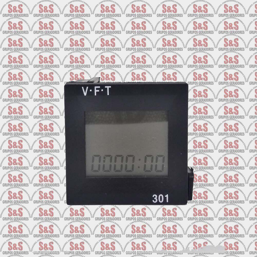 Voltímetro Digital Trifásico 380V-Gerador Toyama TDG8500SLEXP