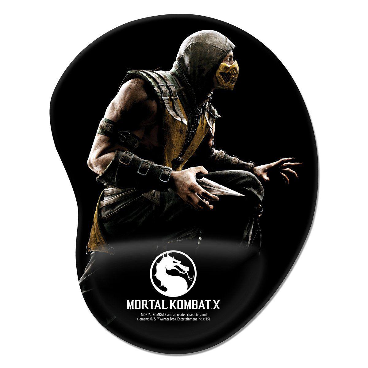 Mousepad Mortal Kombat X Capa  - bandUP Store Marketplace
