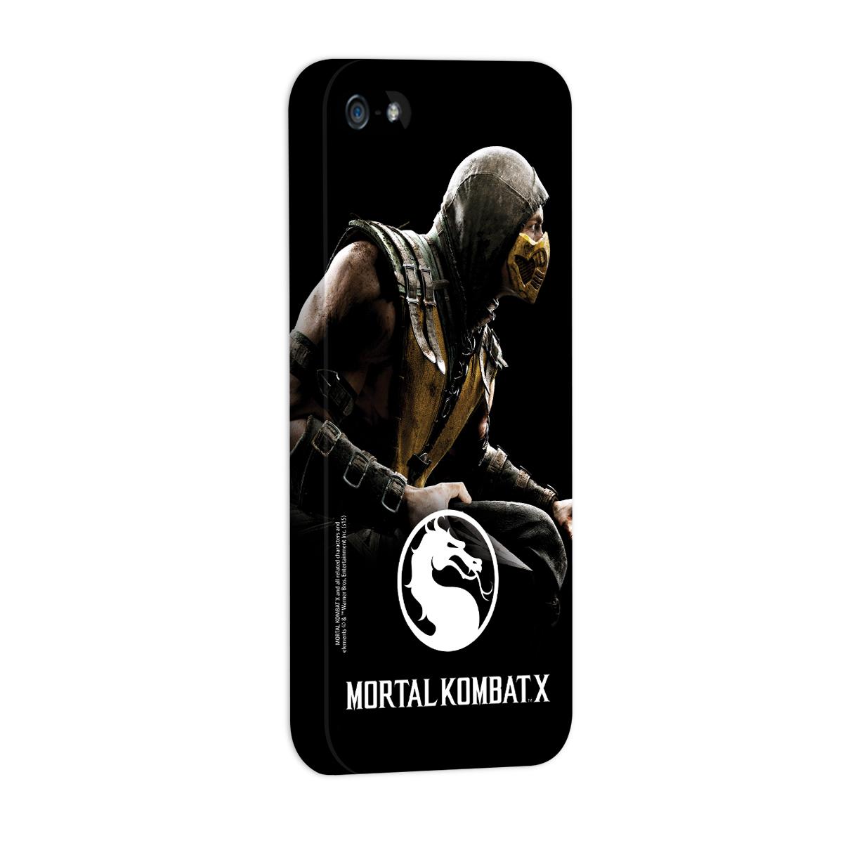 Capa para iPhone 5/5S Mortal Kombat X Capa  - bandUP Store Marketplace