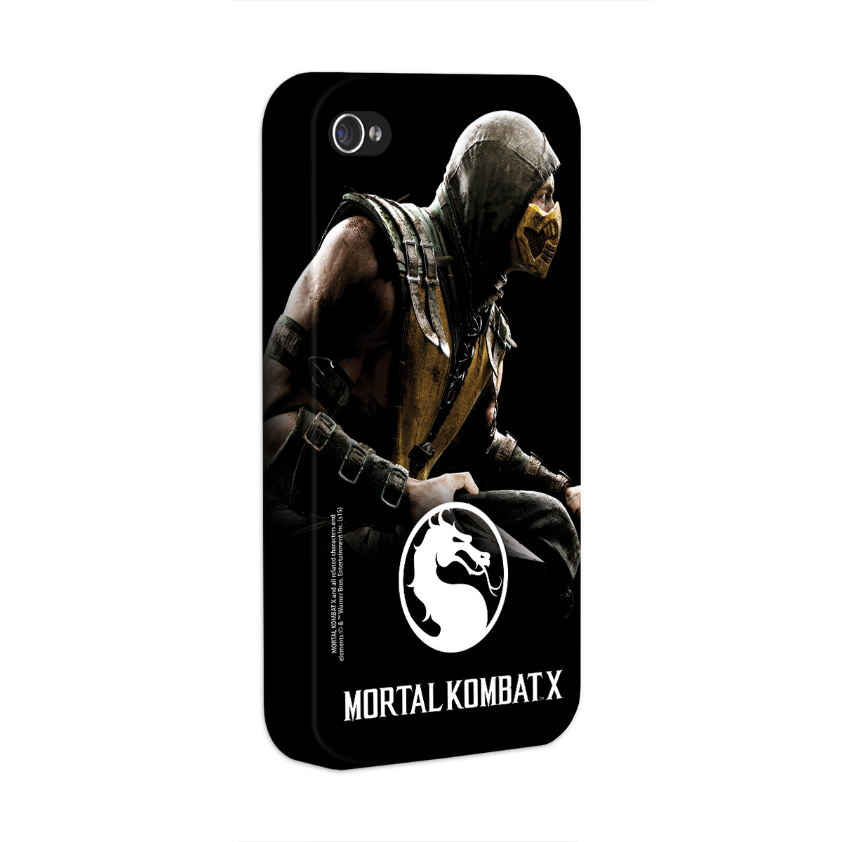 Capa para iPhone 4/4S Mortal Kombat X Capa  - bandUP Store Marketplace