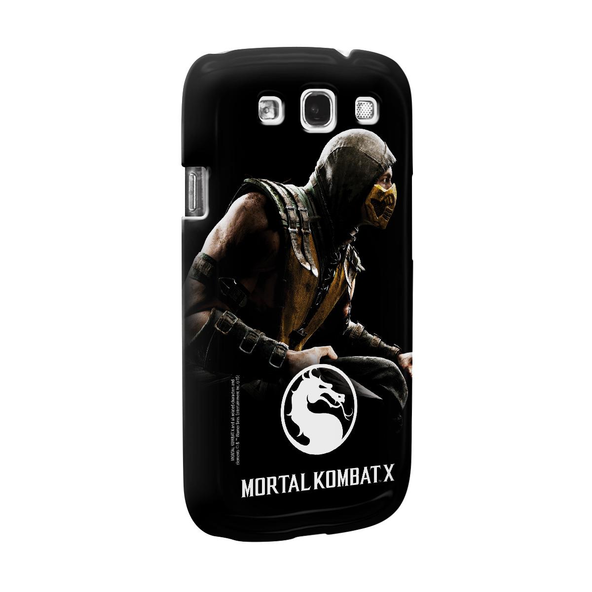 Capa para Samsung Galaxy S3 Mortal Kombat X Capa  - bandUP Store Marketplace