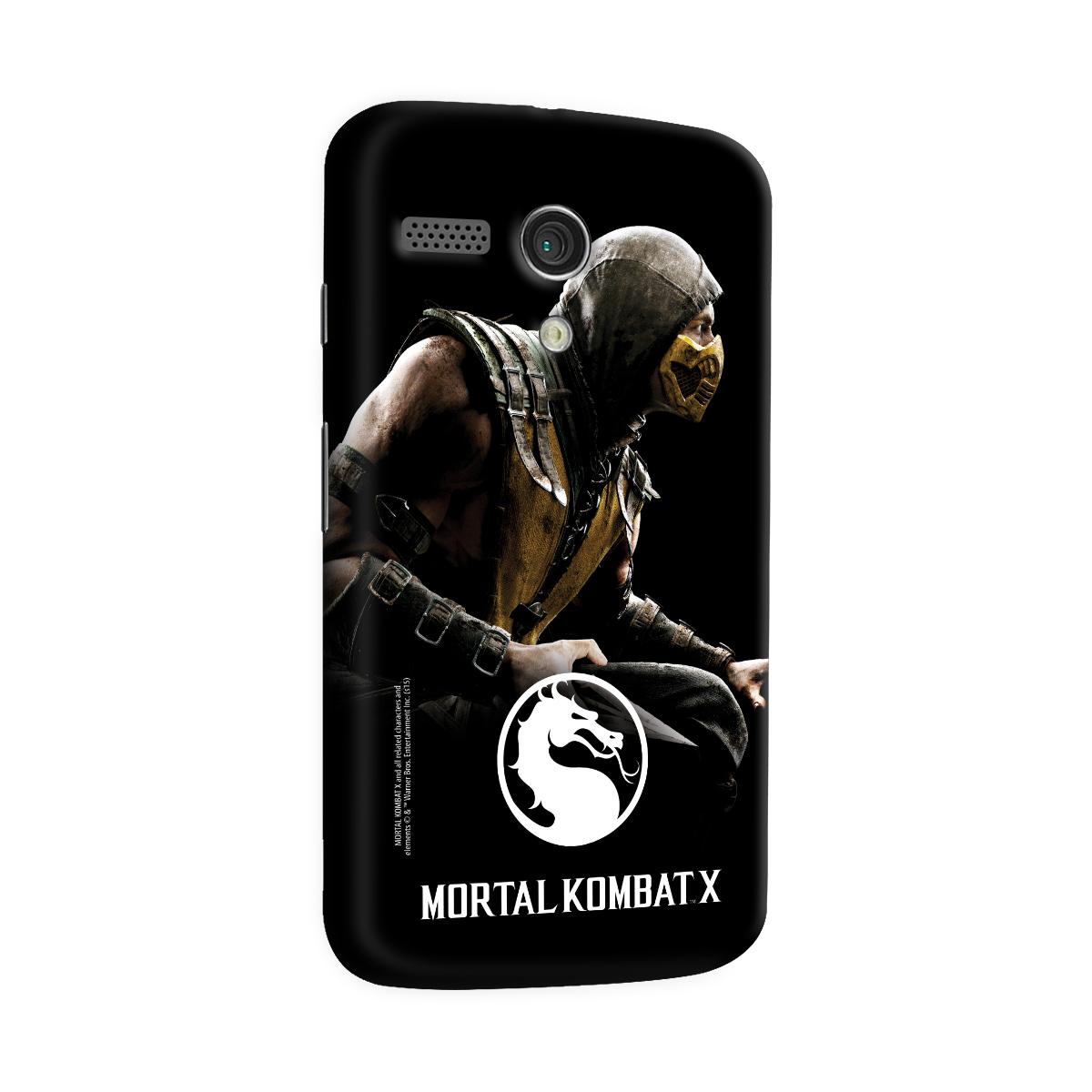 Capa para Motorola Moto G 1 Mortal Kombat X Capa  - bandUP Store Marketplace