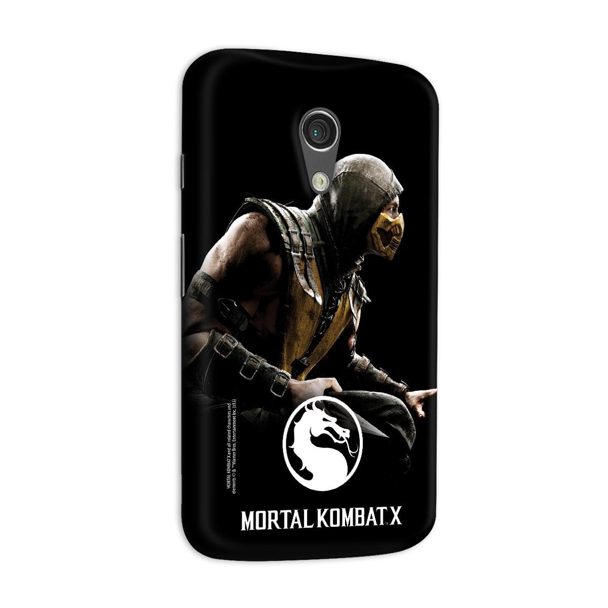 Capa para Motorola Moto G 2 Mortal Kombat X Capa  - bandUP Store Marketplace