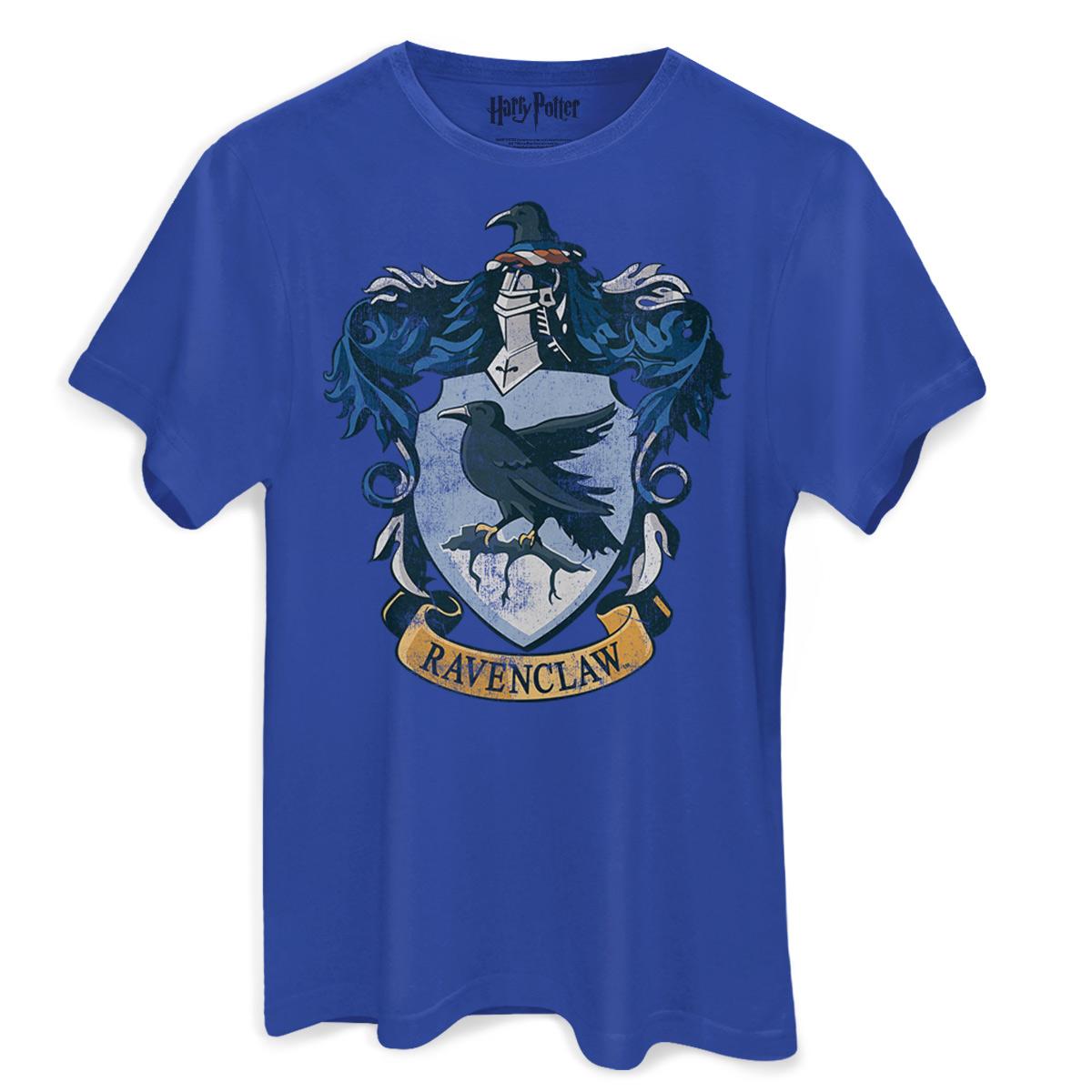 Camiseta Masculina Harry Potter Ravenclaw  - bandUP Store Marketplace