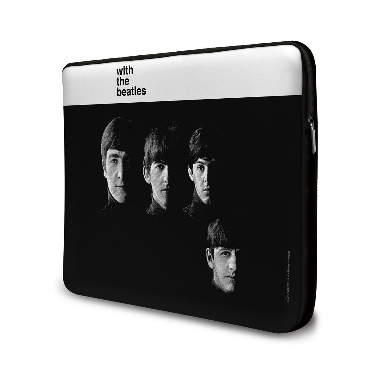Capa Para Notebook the Beatles With The Beatles  - bandUP Store Marketplace
